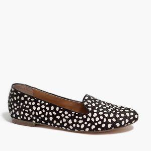 🆕Jcrew Snow Leopard Loafers